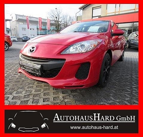 Mazda Mazda 3 Sport CD116 TE bei Gebrauchtwagen, Neuwagen, Jungwagen – Autohaus Hard – Vorarlberg in Ihr KIA Partner in Vorarlberg