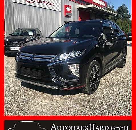 Mitsubishi Eclipse Cross 1,5 TC 2WD Intense+ First Edition bei BM || Autohaus Hard in